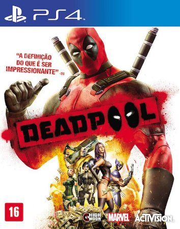 Deadpool PS4 - Usado