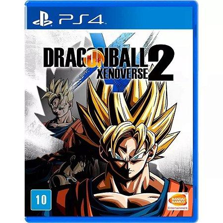 Dragonball Xenoverse 2 PS4 - Usado