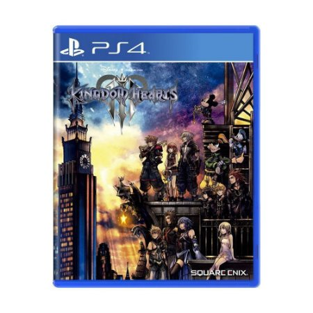 Kingdom Hearts III PS4 - Usado
