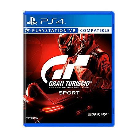 GT Sport PS4 - Usado