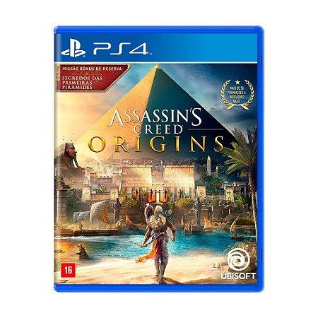 Assassins Creed Origens PS4