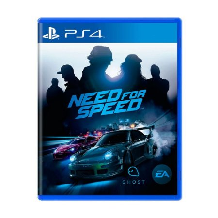 Need for Speed PS4 - Usado