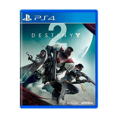 Destiny 2 PS4 - Usado