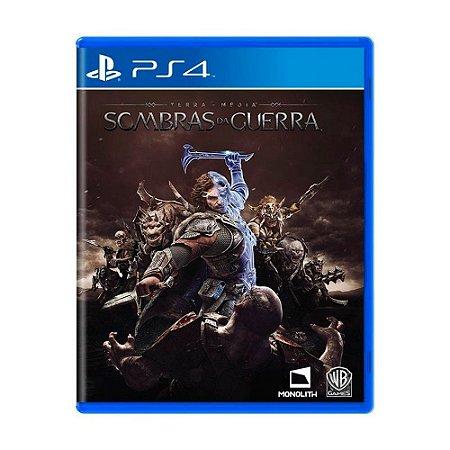 Terra-Média: Sombras da Guerra PS4 - Usado