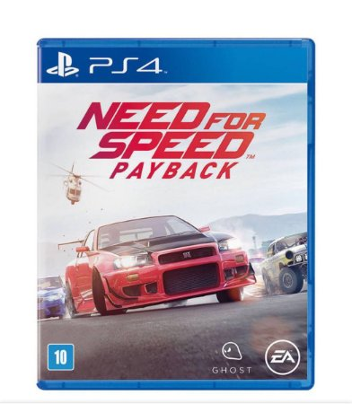 Need for Speed PayPack PS4