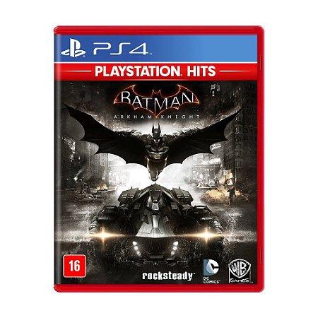Batman Arkham Knight Ps4 Playstation Hits