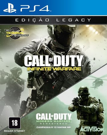 Call of Duty: Infinite Warfare Legacy PS4