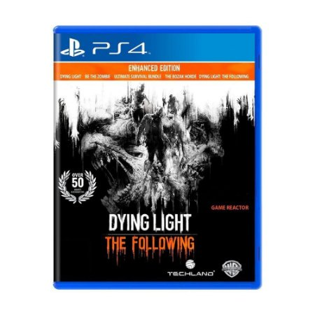 Dying Light: The Following (Enhanced Edition) PS4