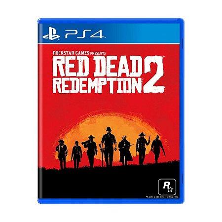 RED DEAD REDEMPTION 2 PS4 Pré-venda