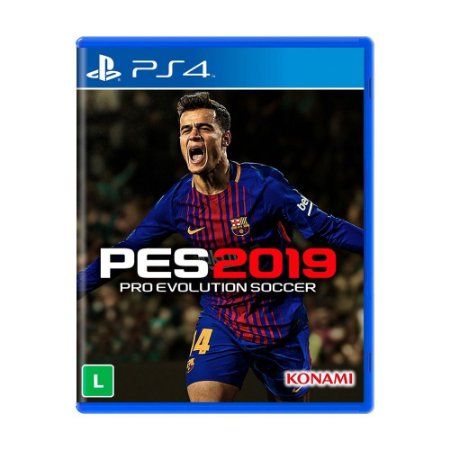 Pro Evolution Soccer 2019 (PES 2019) PS4