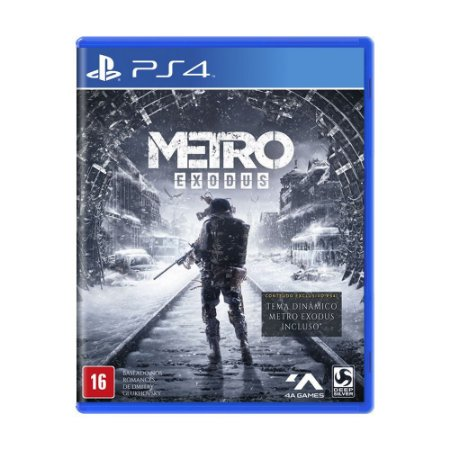 Metro Exodus PS4 Pré-venda