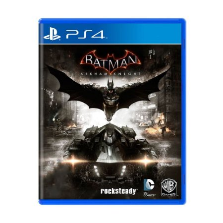 Batman Arkham Knight Ps4 - Usado
