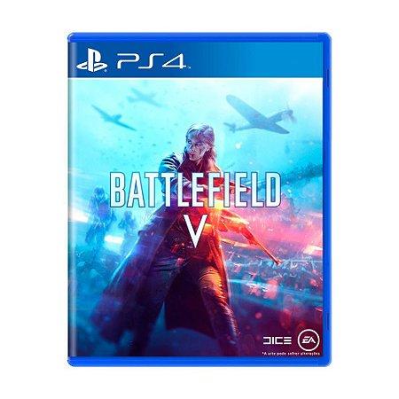 Battlefield V PS4 - Usado