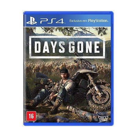 Days Gone PS4 - Usado