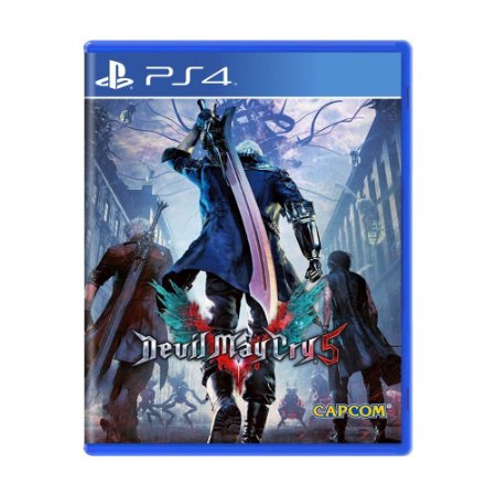 Devil May Cry 5  PS4 - Usado