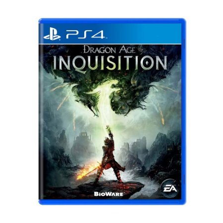 Dragon Age Inquisition PS4 - Usado