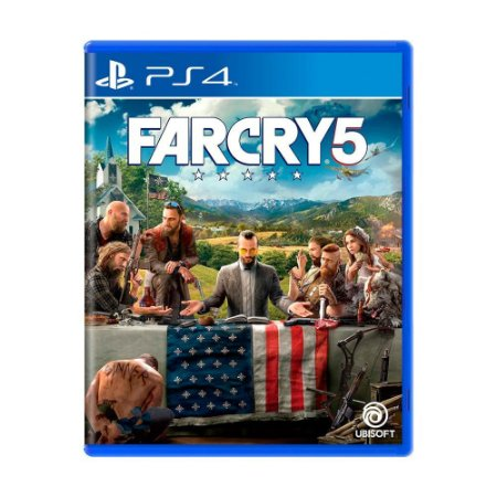 Far Cry 5 PS4 - Usado