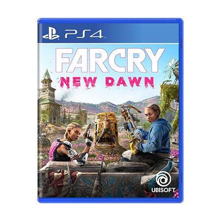 Far Cry New Dawn PS4 - Usado