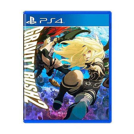 Gravity Rush 2 PS4 - Usado