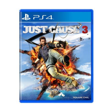 Just Cause 3 PS4 - Usado
