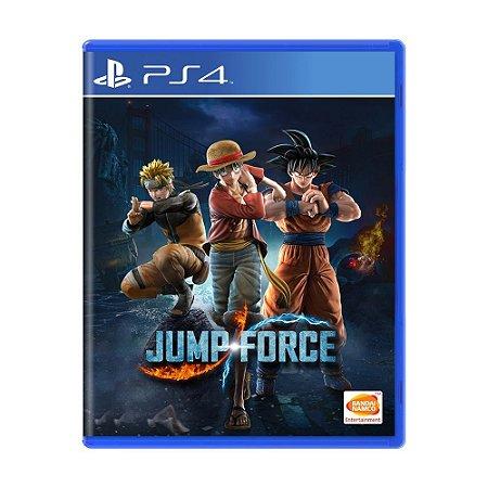 Jump Force PS4 - Usado