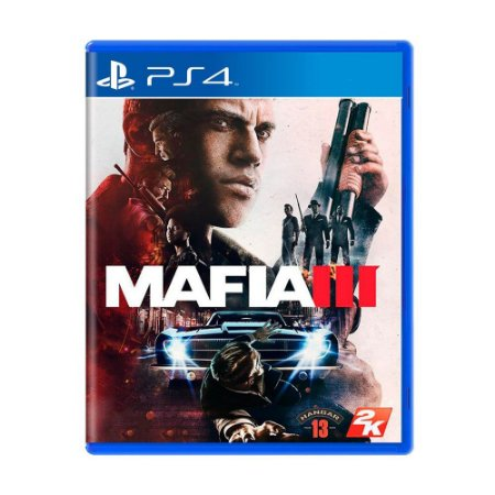 Mafia III PS4 - Usado