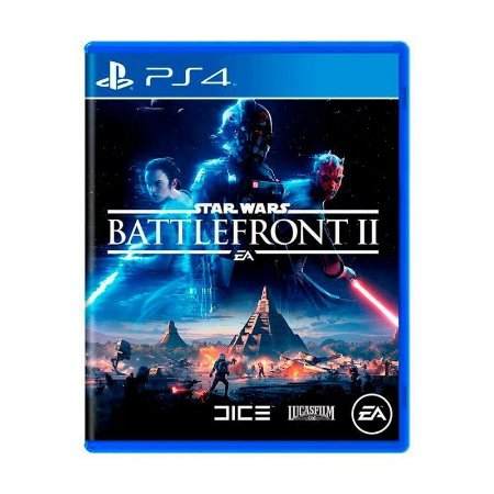 Star Wars BAttlefront 2 PS4 - Usado