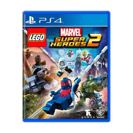 Lego Marvel Super Heroes 2 Ps4 - Usado