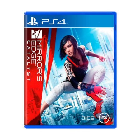 Mirror's Edge: Catalyst PS4 - Usado