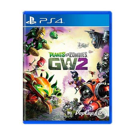 Plants Vs. Zombies: Garden Warfare 2 Ps4 - Usado