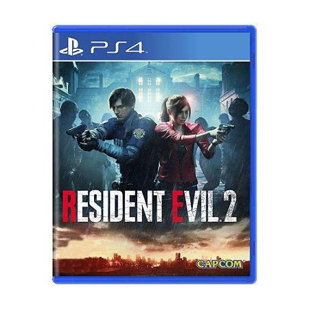 Resident Evil 2 PS4 - Usado