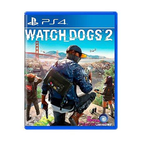 Watch Dogs 2 PS4 - Usado