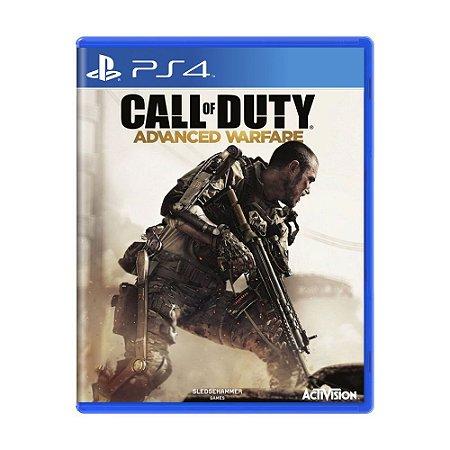 Call of Duty: Advanced Warfare PS4 - Usado