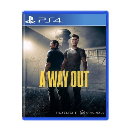 A Way Out PS4 - Usado