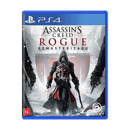 Assassins Creed Rogue Remasterizado PS4