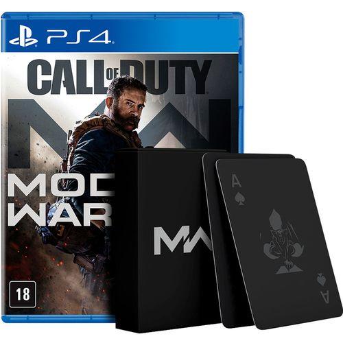 Call of Duty: Modern Warfare PS4 Edição Especial