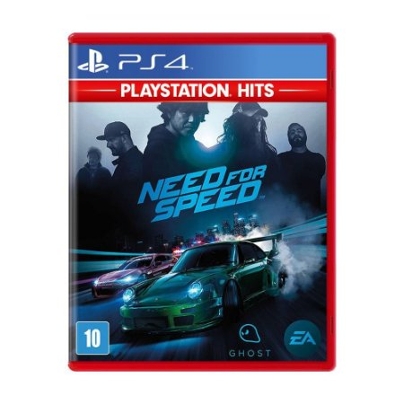 Need for Speed PS4 Playstation Hits
