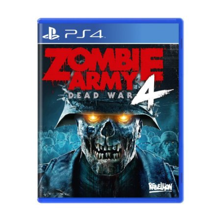 Zombie Army 4: Dead War (Day One Edition) PS4