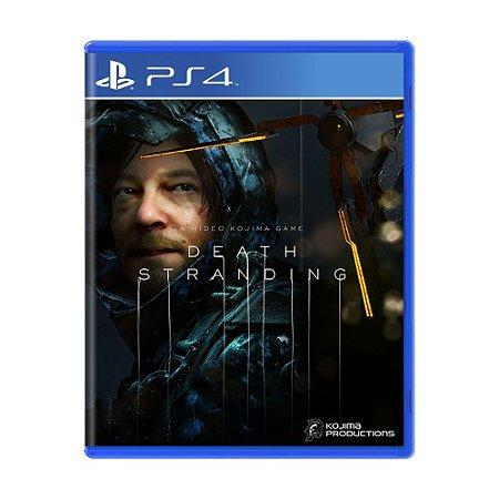 Death Stranding PS4 - Usado