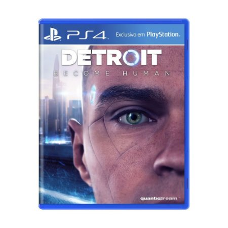 Detroit Become Human PS4 - Usado