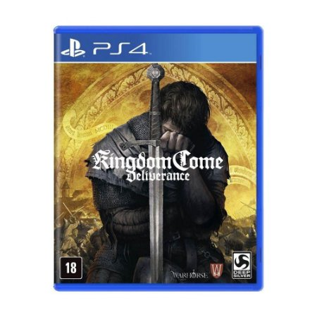 Kingdom Come: Deliverance PS4 - Usado