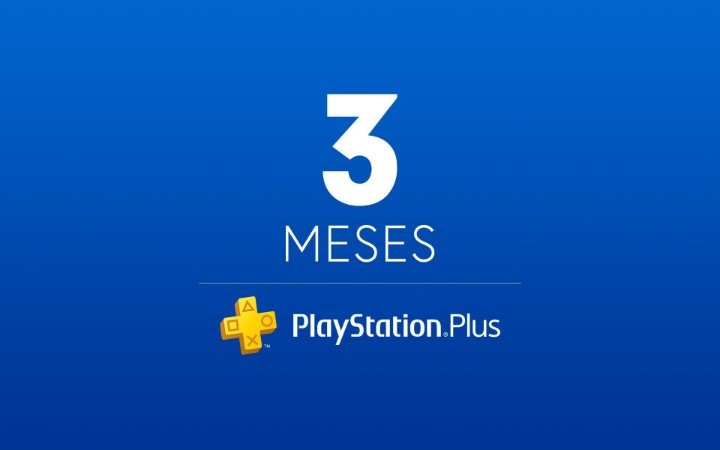 PSN PLUS 3 Meses  - Cartão Virtual PlayStation Plus