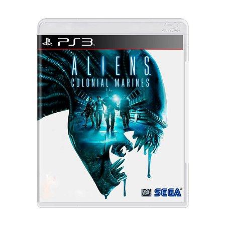 Aliens Colonial Marines PS3 - USADO