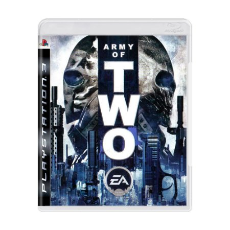 Army of Two PS3 - USADO