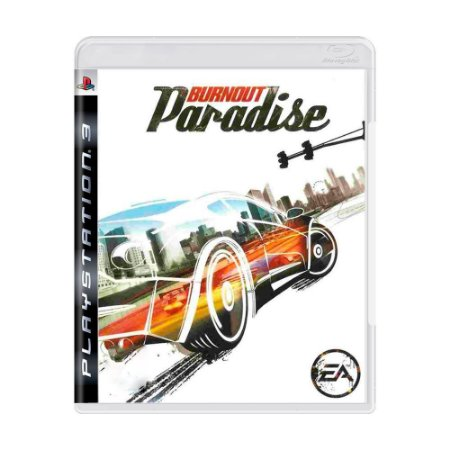 Burnout Paradise PS3 - USADO