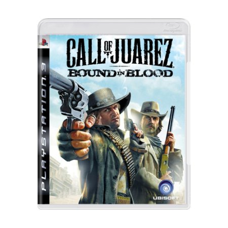 Call of Juarez: Bound in Blood PS3 - USADO