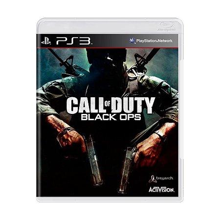 Call of Duty Black Ops PS3 - USADO