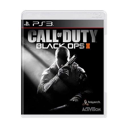 Call of Duty: Black Ops II PS3 - USADO