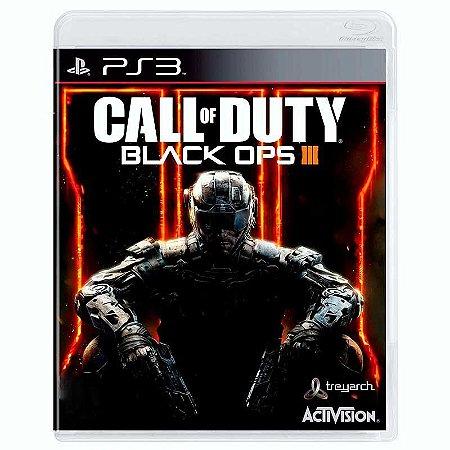 Call of Duty: Black Ops III PS3 - USADO