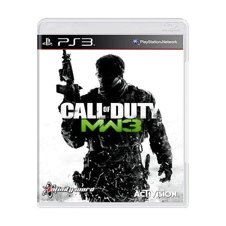 Call of Duty: Modern Warfare 3 PS3 - USADO